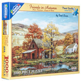 Friends in Autumn Puzzle